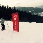 snowgate honza na startu